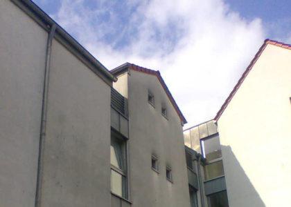 Imbiss Heinermann, Herzebrock - Fassadengestaltung Fassadensanierung